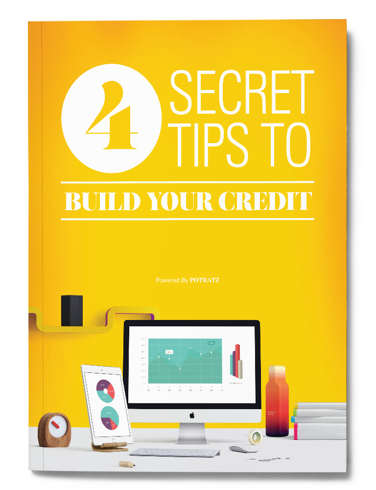 4 Secret Tips to Build Your Credit Cover